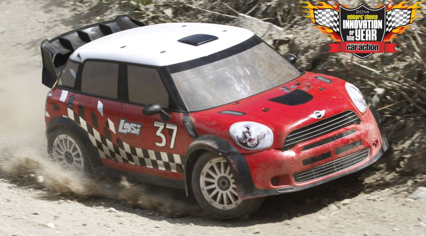 Image for 1/5 MINI WRC 4WD Rally Car RTR with AVC™ Technology from HorizonHobby