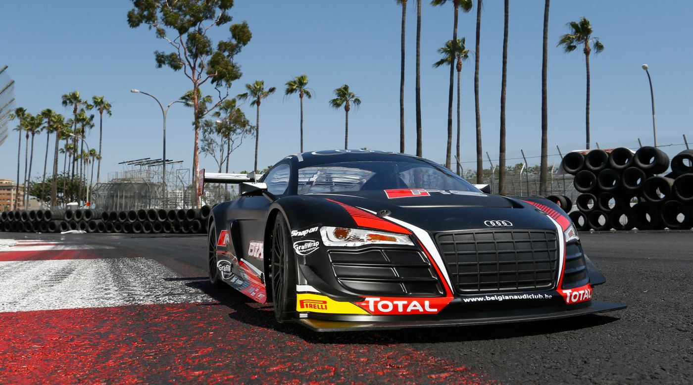 1 6 audi r8 lms ultra fia gt3 bl awd rtr with avc horizonhobby. Black Bedroom Furniture Sets. Home Design Ideas