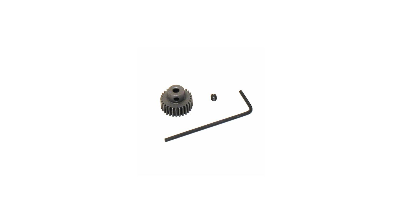 Image for 48 Pitch Pinion Gear,28T from HorizonHobby