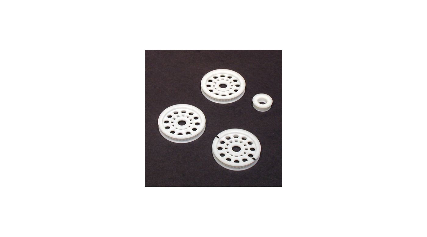 Image for Pulley Set Front/Re/Idler: XXX-S, JRX-S from HorizonHobby