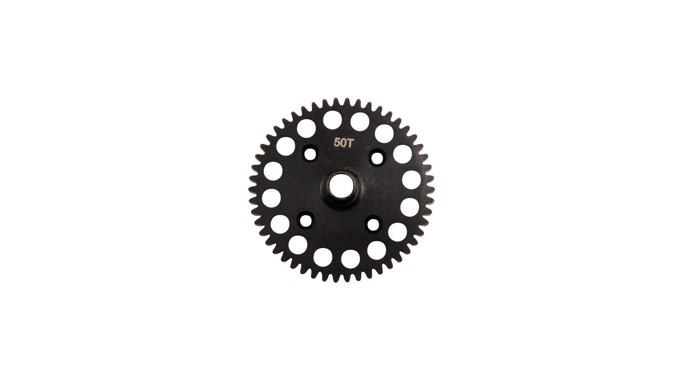 Image for Center Diff 50T Spur Gear, Lightweight: 8B/8T from HorizonHobby