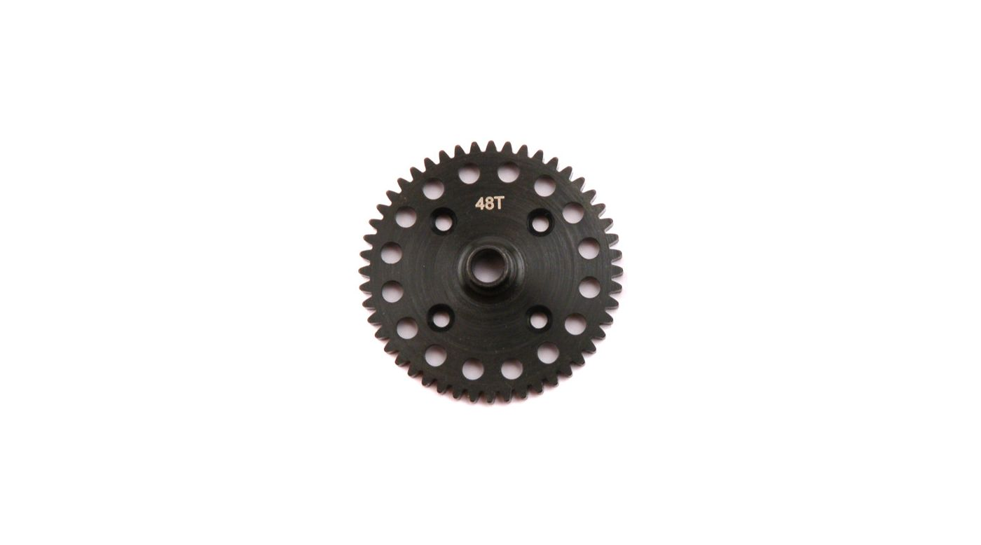 Image for Center Diff 48T Spur Gear, Lightweight: 8B/8T from HorizonHobby