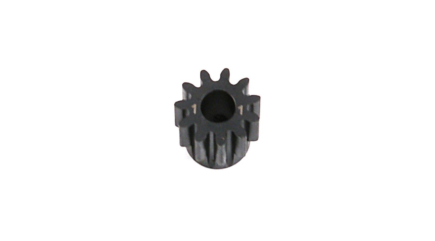 Image for 1.0 Module Pitch Pinion, 11T: 8E,SCTE from HorizonHobby