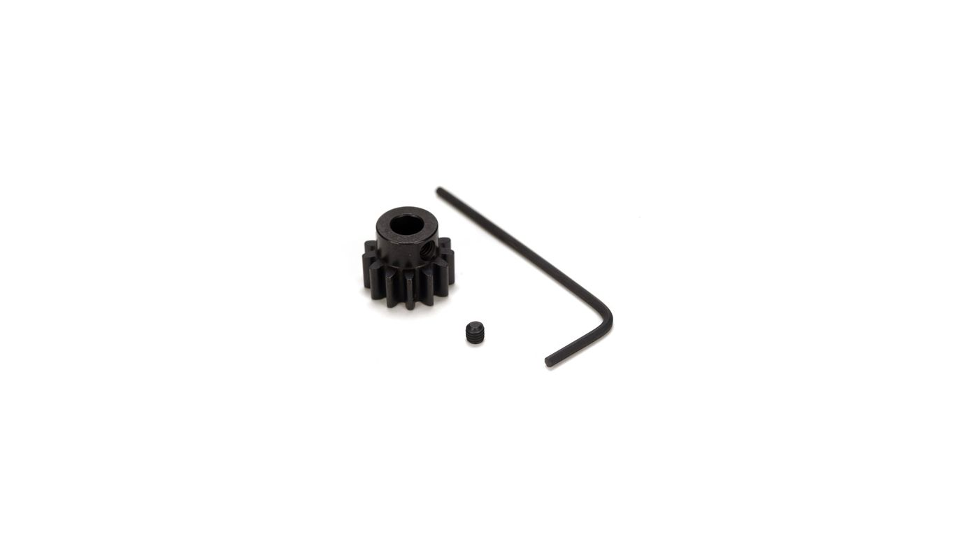 Image for 1.0 Module Pitch Pinion, 13T: 8E,SCTE from HorizonHobby