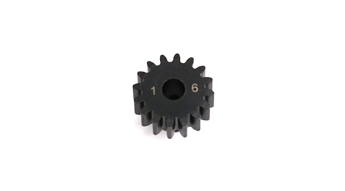 Image for 1.0 Module Pitch Pinion, 16T: 8E, SCTE from HorizonHobby