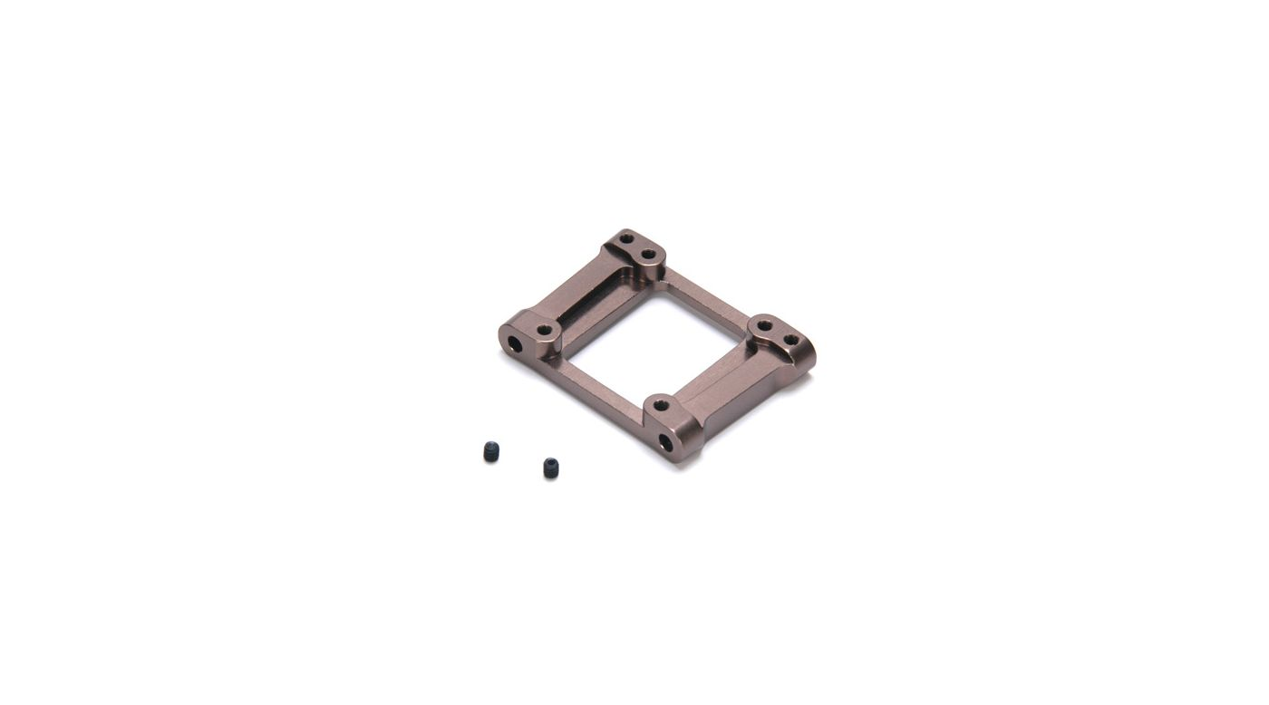 Image for Rear Pivot Block, Aluminum: XXX-T CR from HorizonHobby