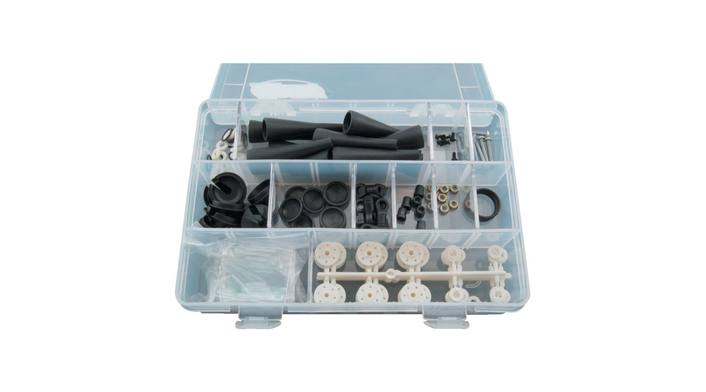 Image for Shock Service Parts and Box: 8B, 8T from HorizonHobby