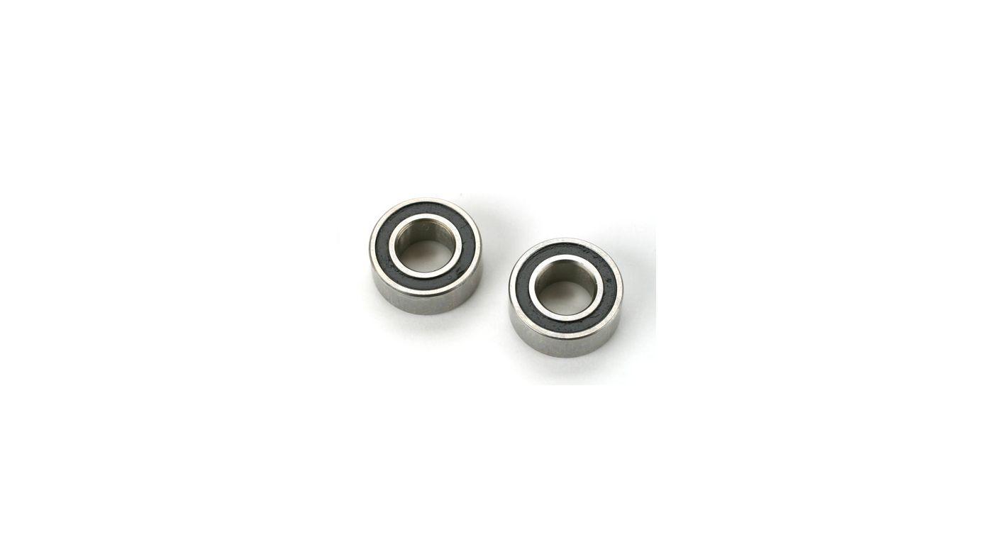 Image for 5 x 10mm HD Clutch Bearings (2): 8B/8T from HorizonHobby