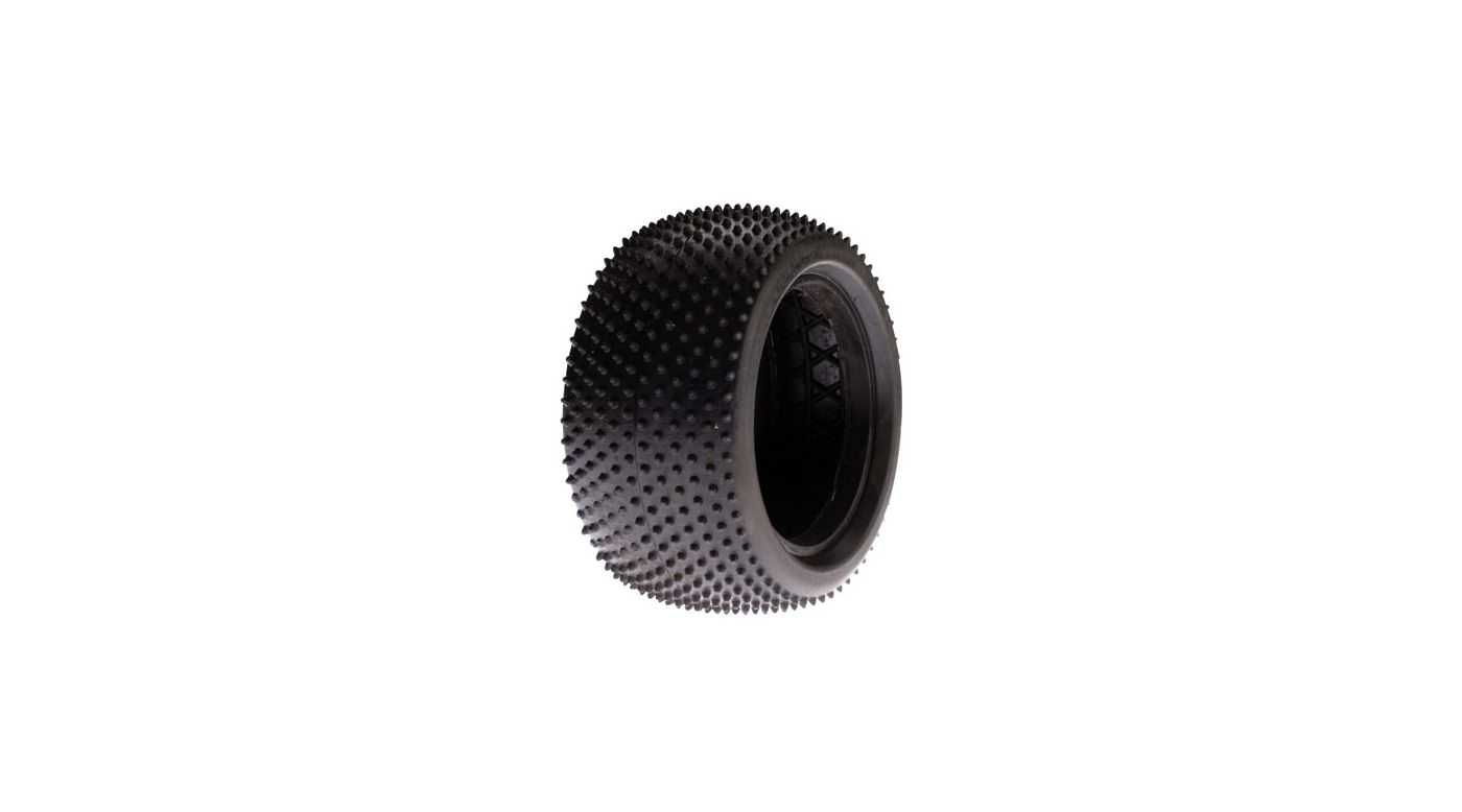 Image for R Tire, Big Shot Buggy, Red (2) from HorizonHobby