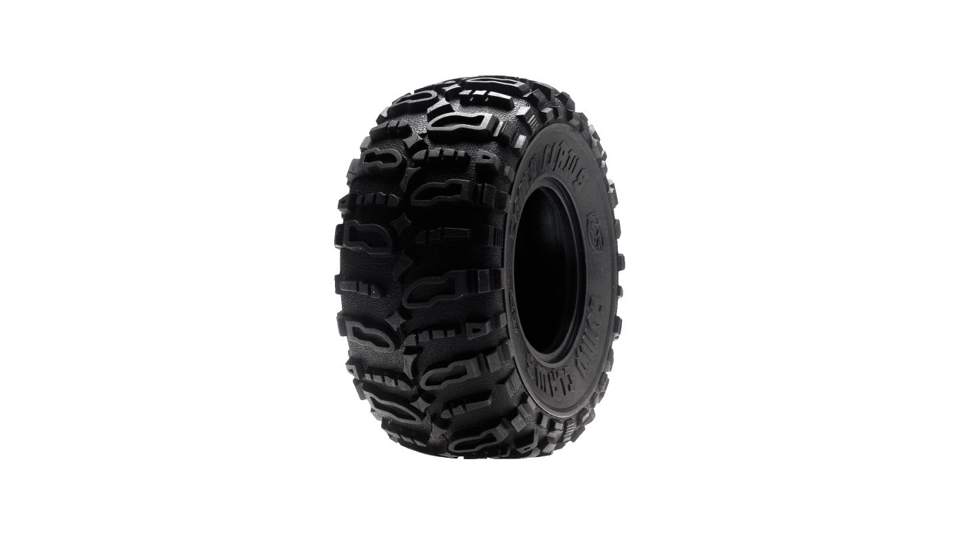 Image for Front/Rear Comp Claws 2.2 Tires with Foam, Blue(2) from HorizonHobby