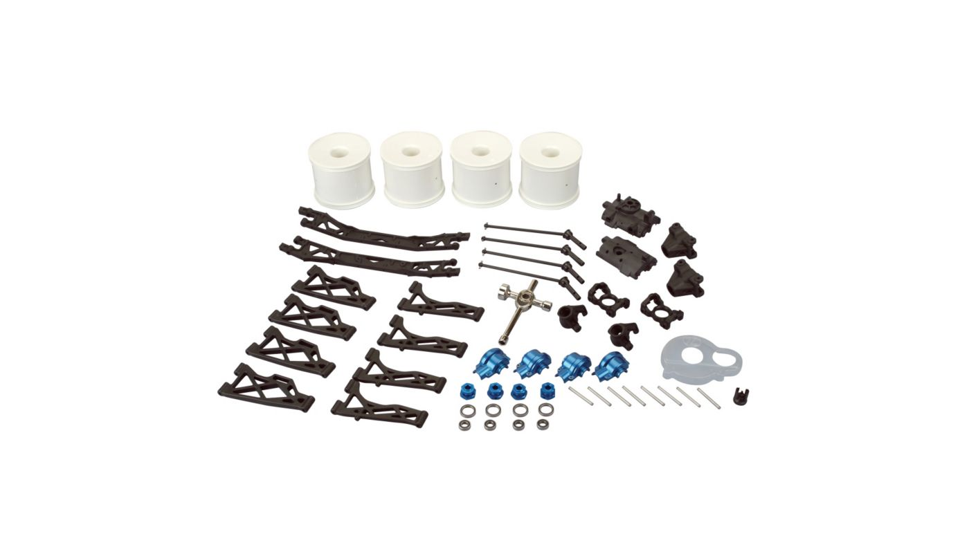 Image for LST/Aftershock Performance Upgrade Kit from HorizonHobby