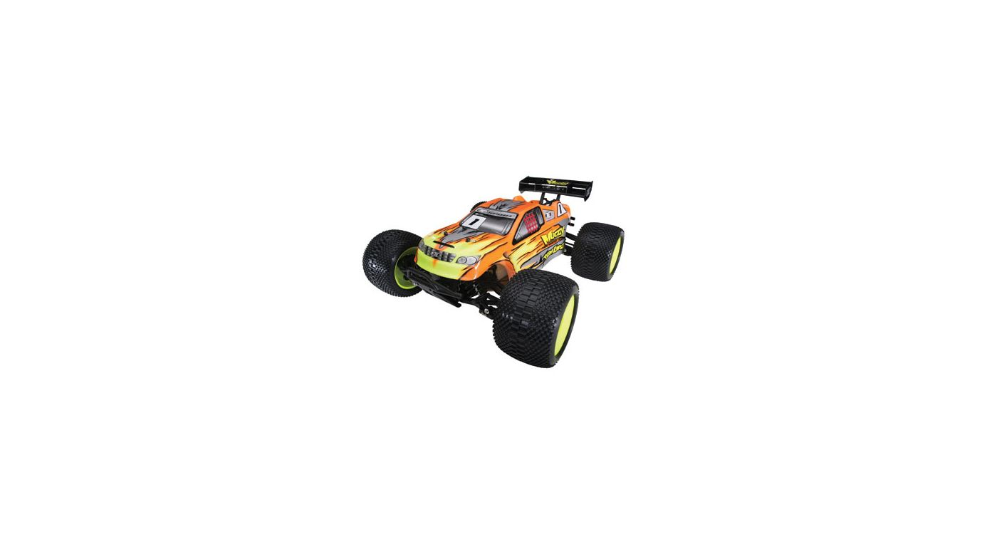 Image for Muggy 4WD RTR w/XR2i & 427 from HorizonHobby