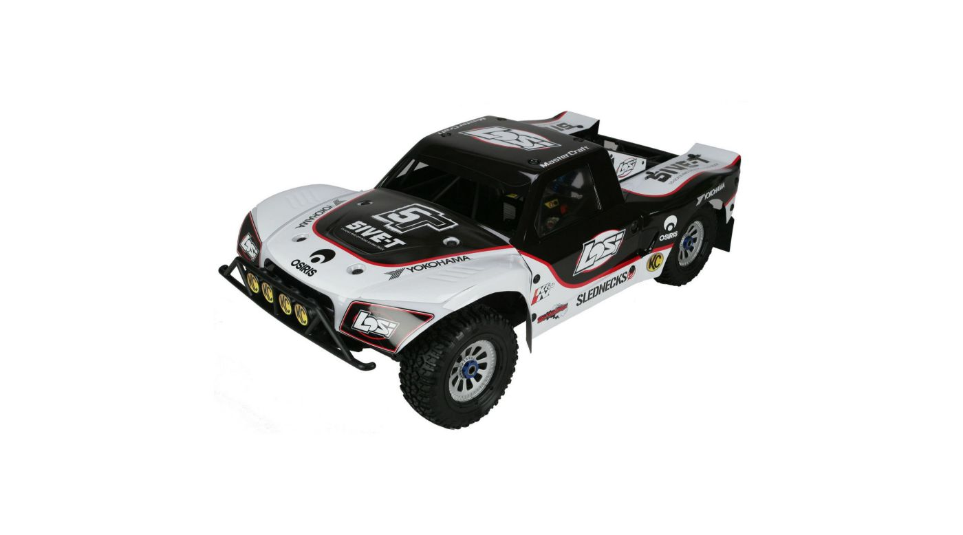 Image for 1/5 5IVE-T 4WD Off-Road Truck BND: Black from HorizonHobby
