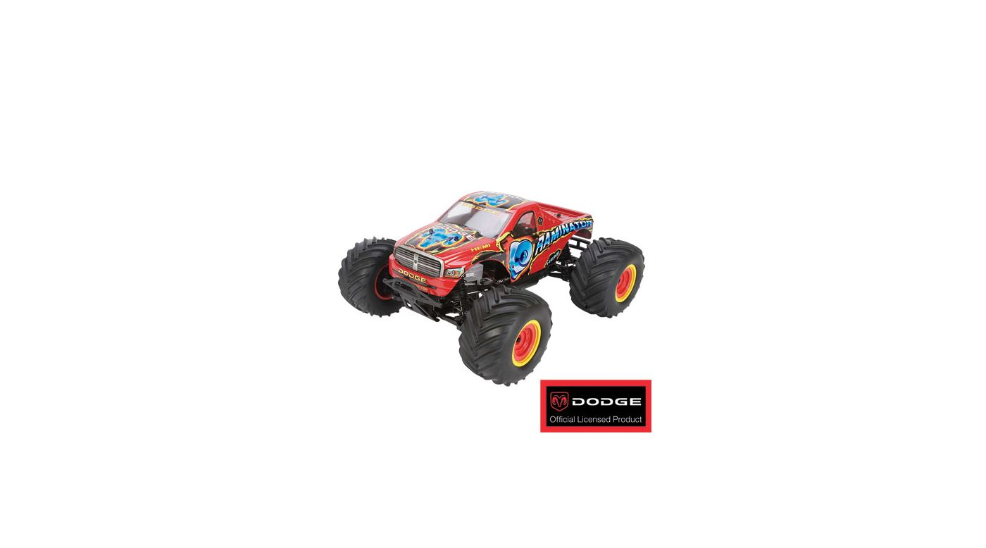 Image for 1/8 Raminator Monster Truck from HorizonHobby