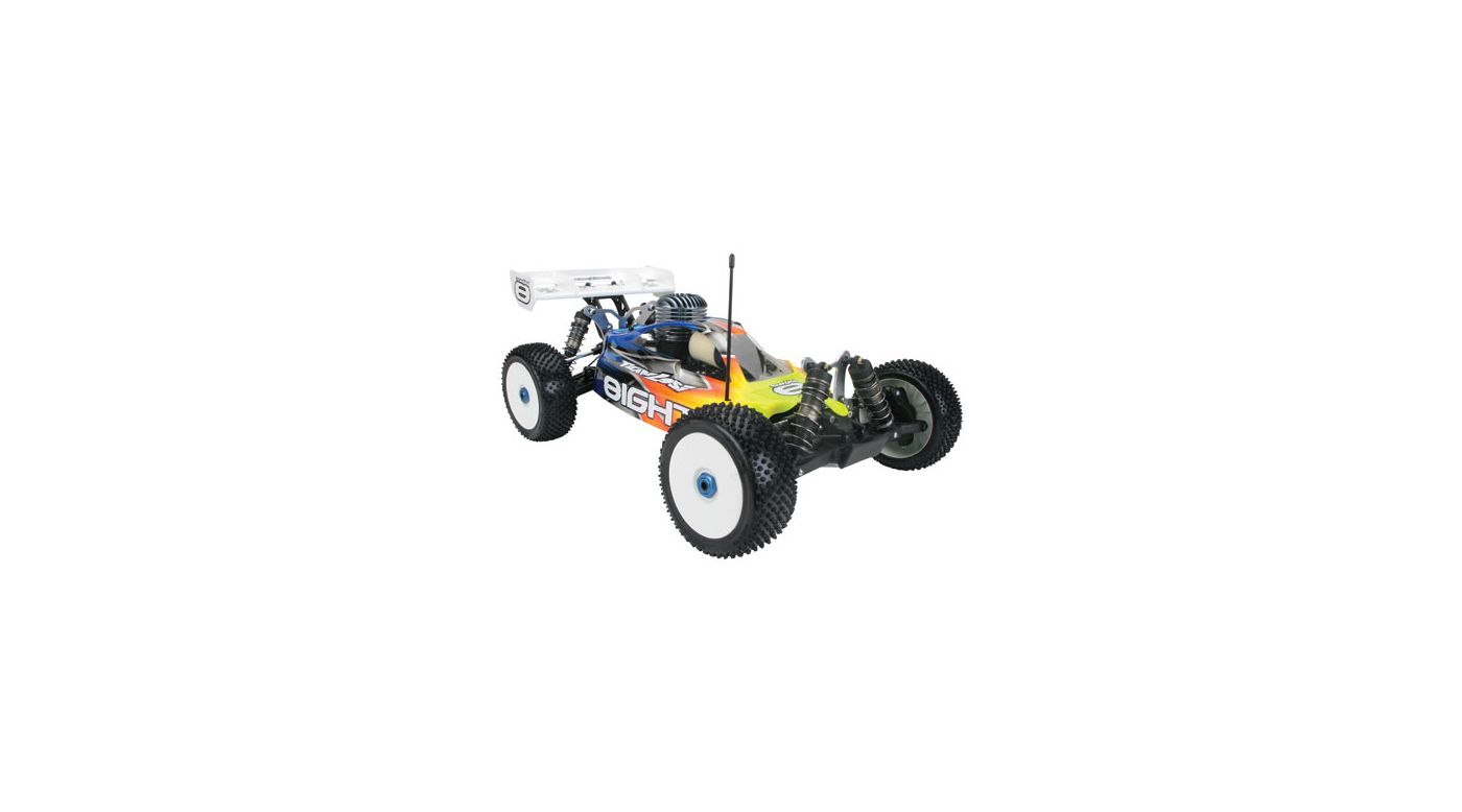 Image for 8IGHT 1/8 4WD RTR w/TL427 & DX2.0 from HorizonHobby