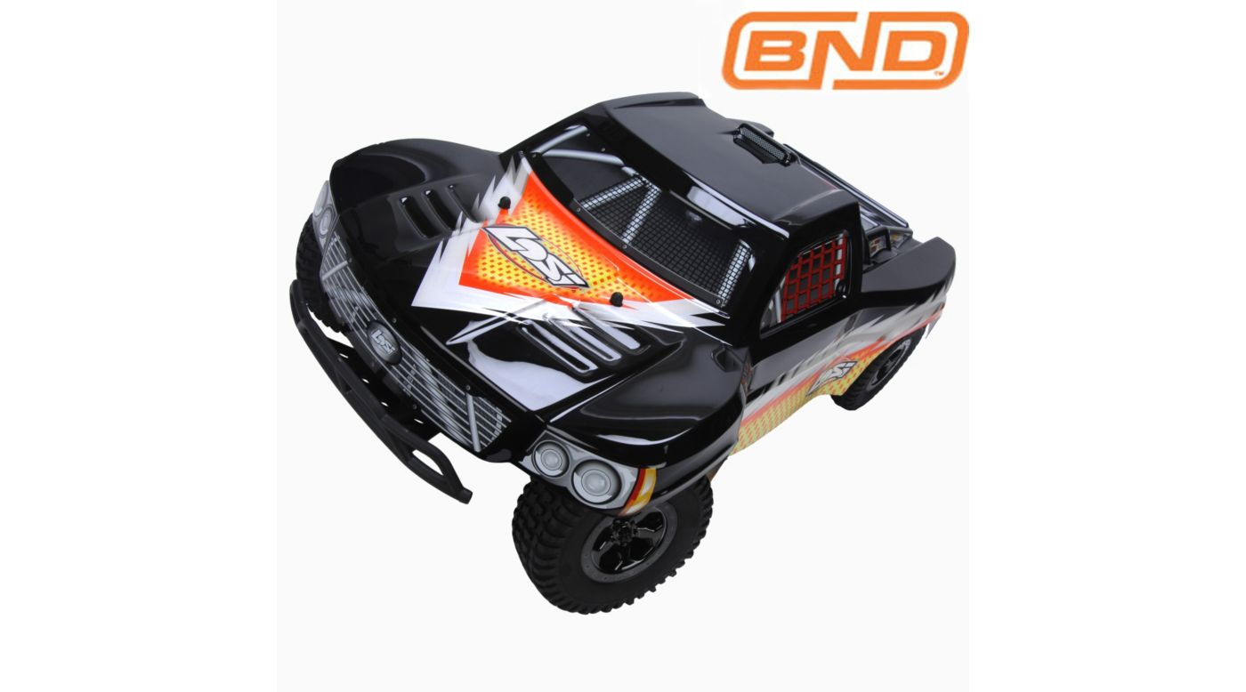 Image for 1/10 Strike Short Course Truck Bind-N-Drive from HorizonHobby