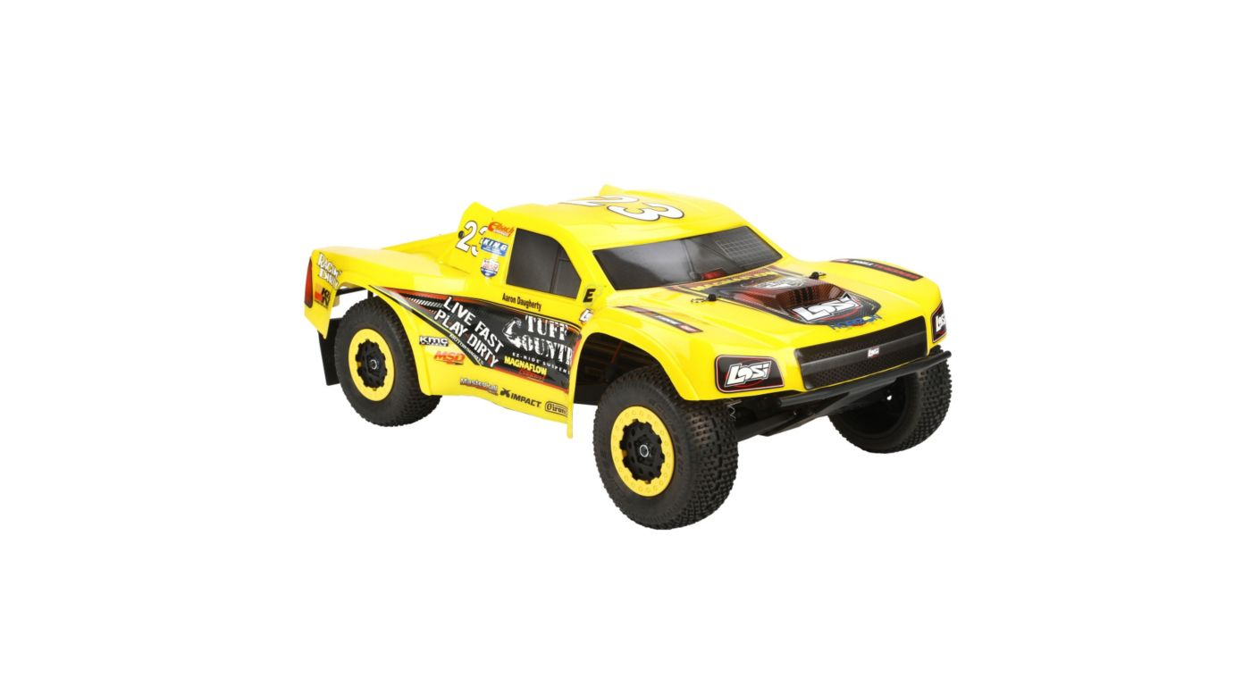 Image for 1/10 Tuff Country XXX-SCT Brushless RTR from HorizonHobby