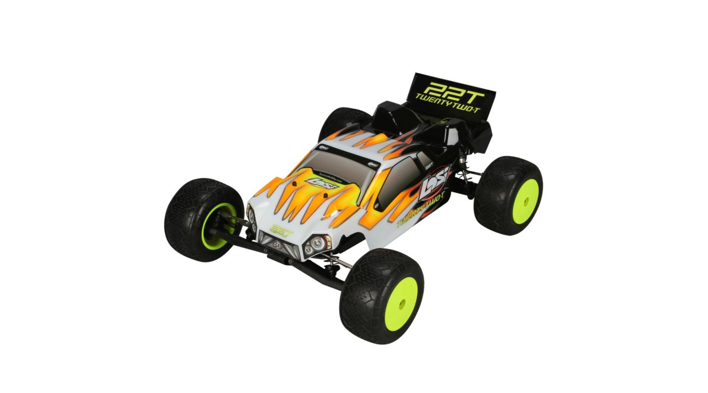 Image for 1/10 22T 2WD Truck RTR from HorizonHobby
