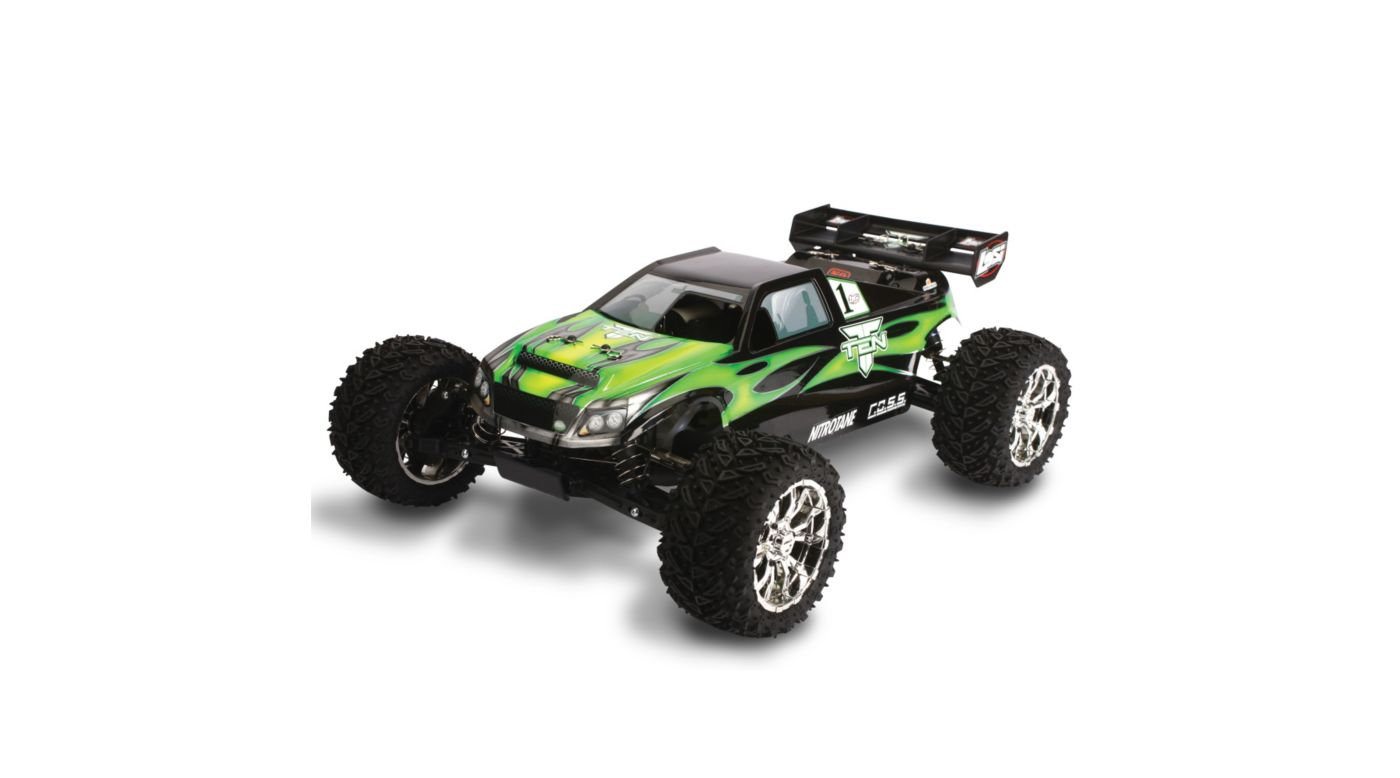 Image for 1/10 TEN-T Truggy RTR from HorizonHobby