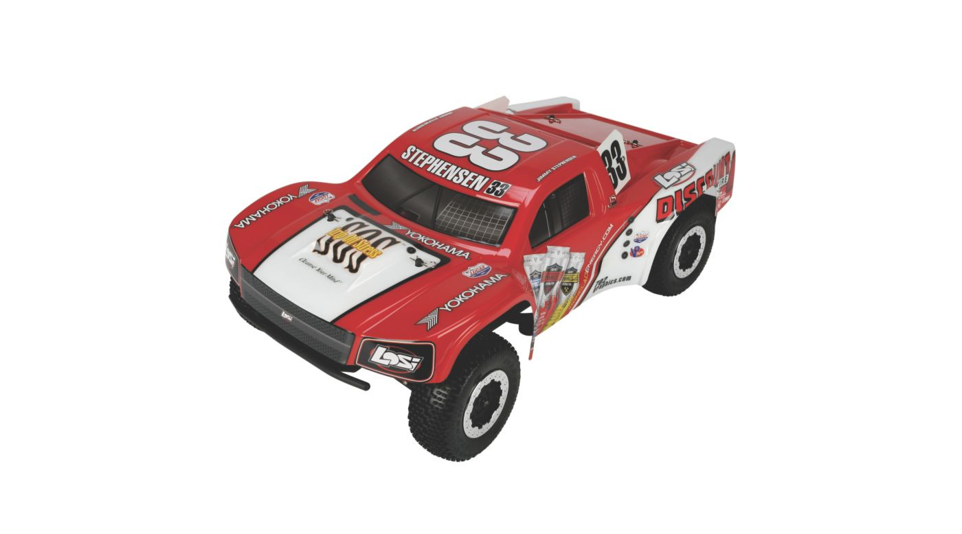 Image for 1/10 TEN-SCTE 4WD Short Course Truck RTR from HorizonHobby