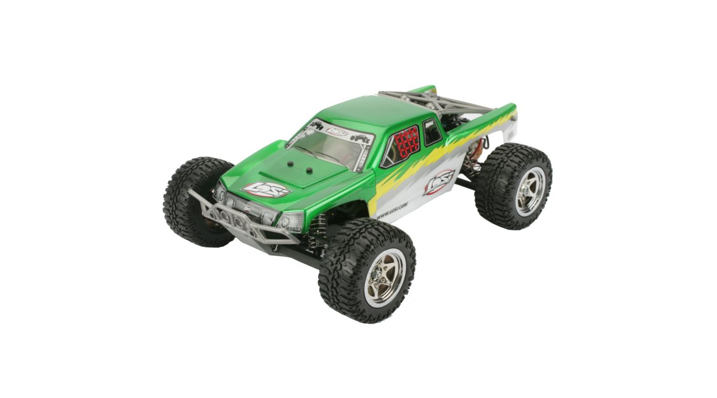 Image for 1/18 Mini-Desert Truck RTR Green from HorizonHobby