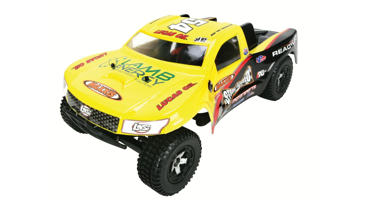 Image for 1/16 Mini Stronghold SCT RTR from HorizonHobby