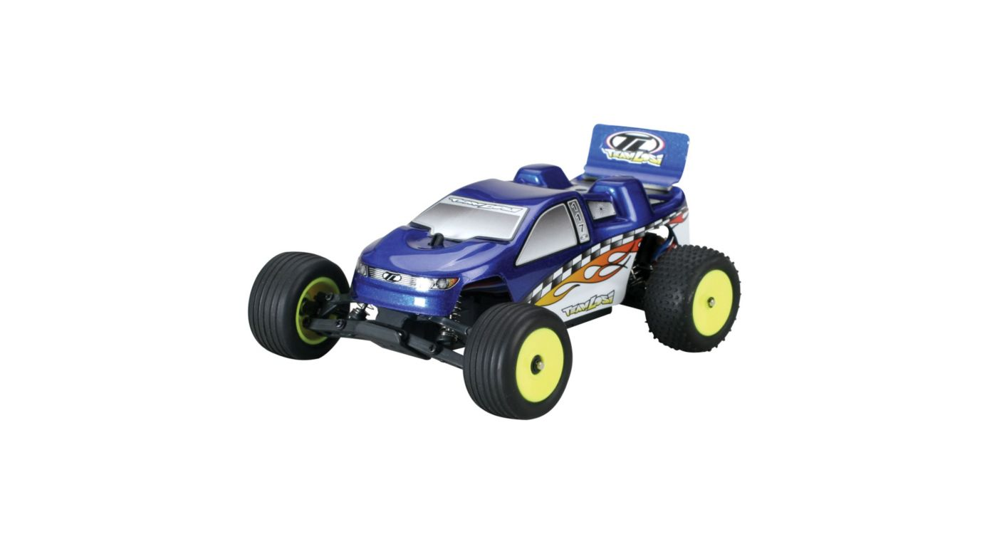 Image for 1/36 Micro-T Stadium Truck RTR Blue from HorizonHobby