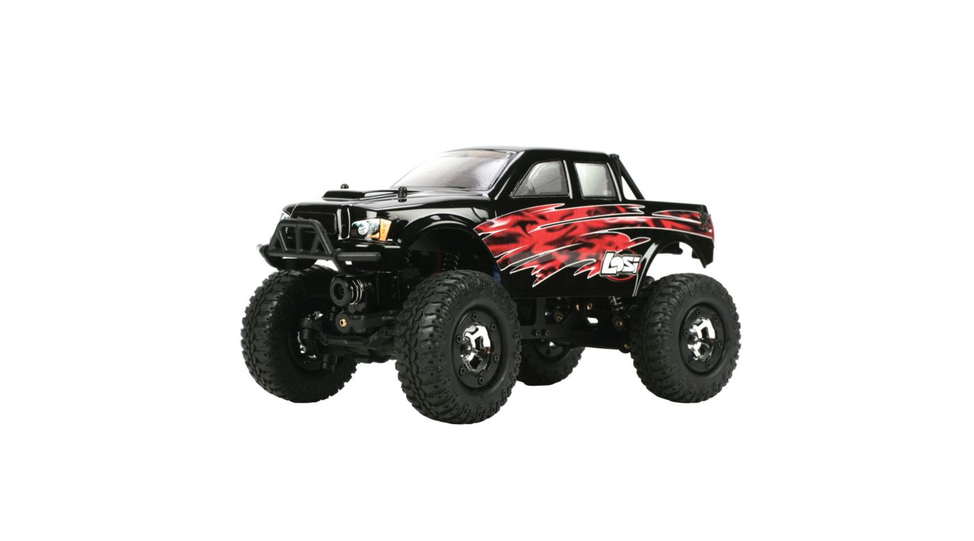 Image for 1/24 Micro 4x4 Trail Trekker RTR, Black from HorizonHobby