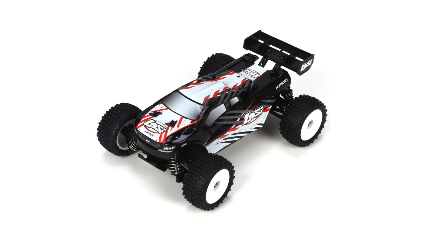 Image for 1/24 4WD Micro Truggy RTR  Black from HorizonHobby