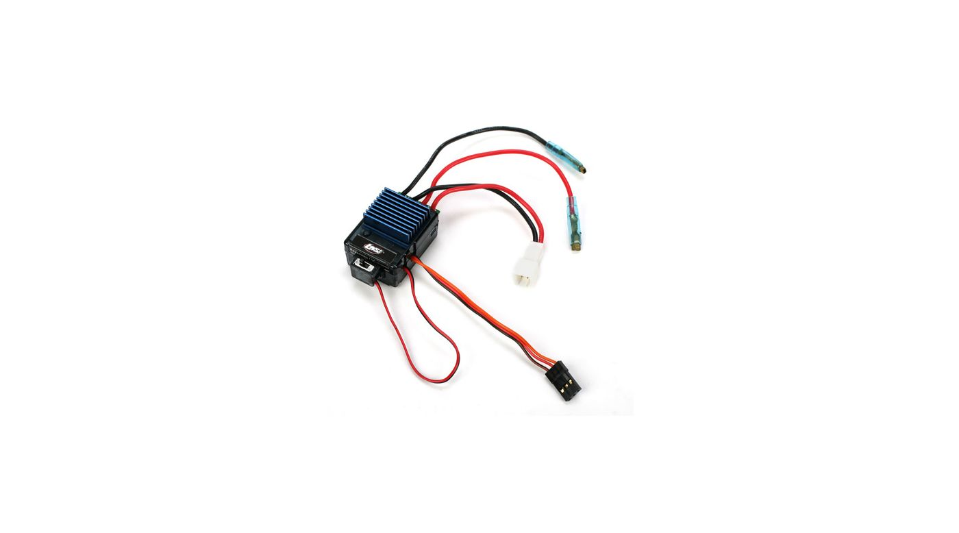 Image for MSC2000RB NiMH/LiPo ESC: Mini from HorizonHobby