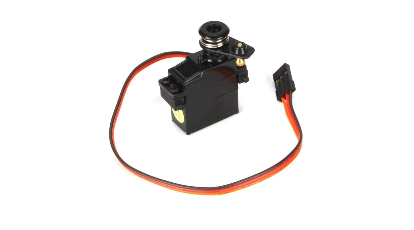 Image for MS20DSL Servo with Saver & Long Lead from HorizonHobby