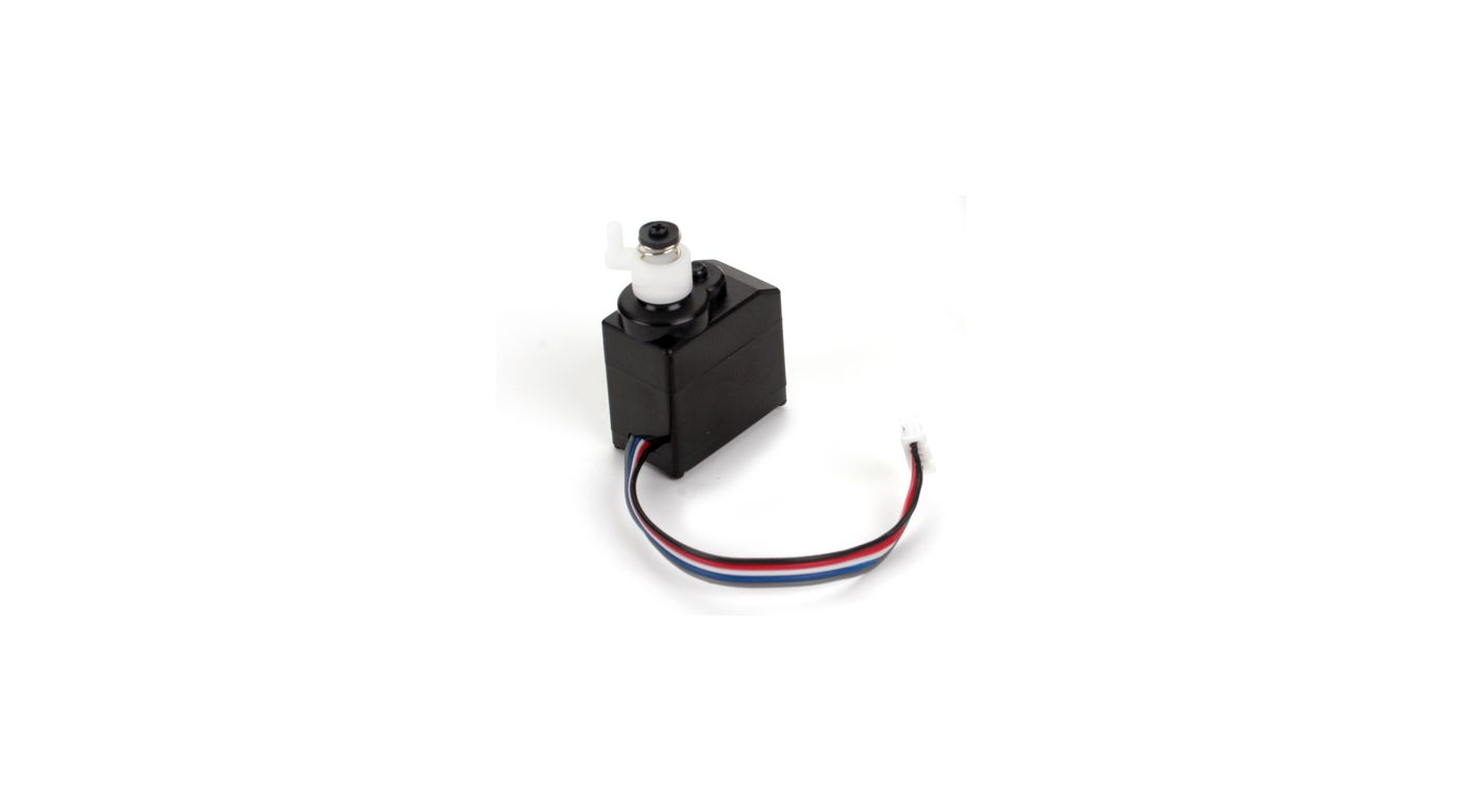 Image for Servo with Servo Saver: Micro-T/B/DT from HorizonHobby