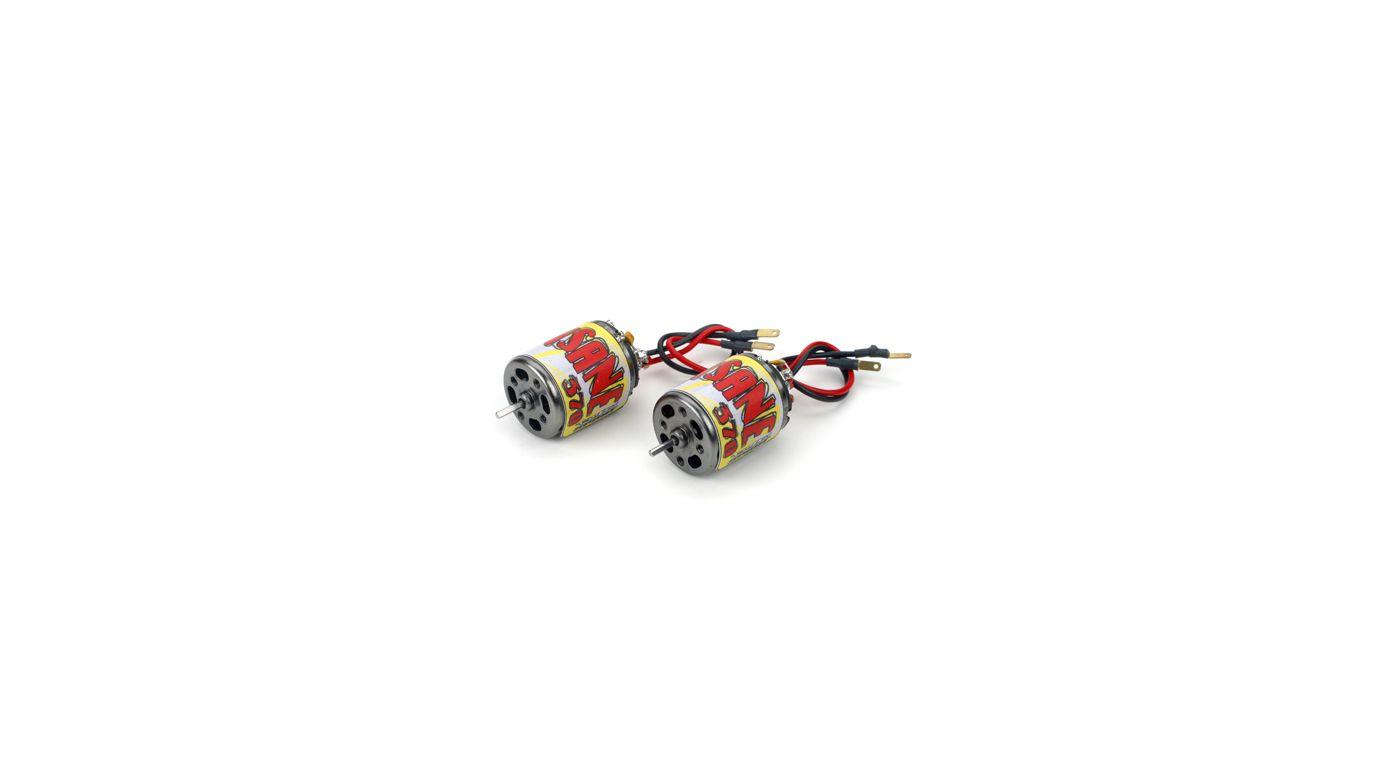 Image for Insane 370 Motor Set: MLST/2, MRAM from HorizonHobby