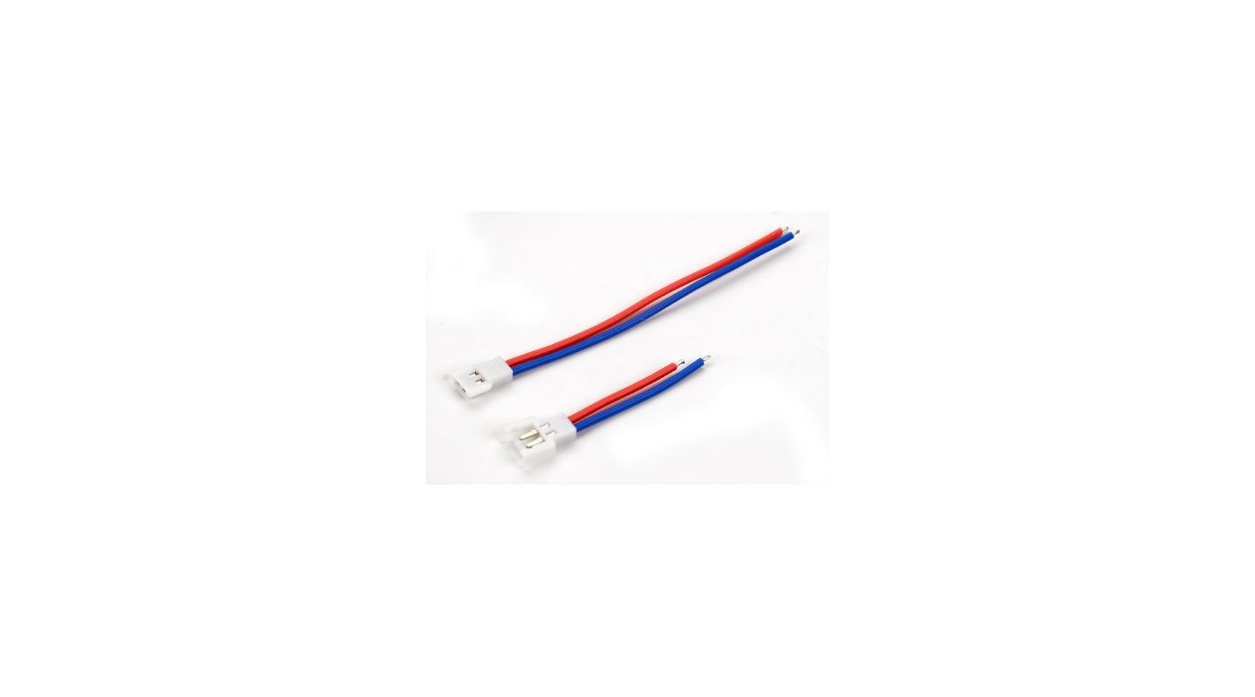 Image for Connector Set w/ Wires: Micro-T/B/DT from HorizonHobby