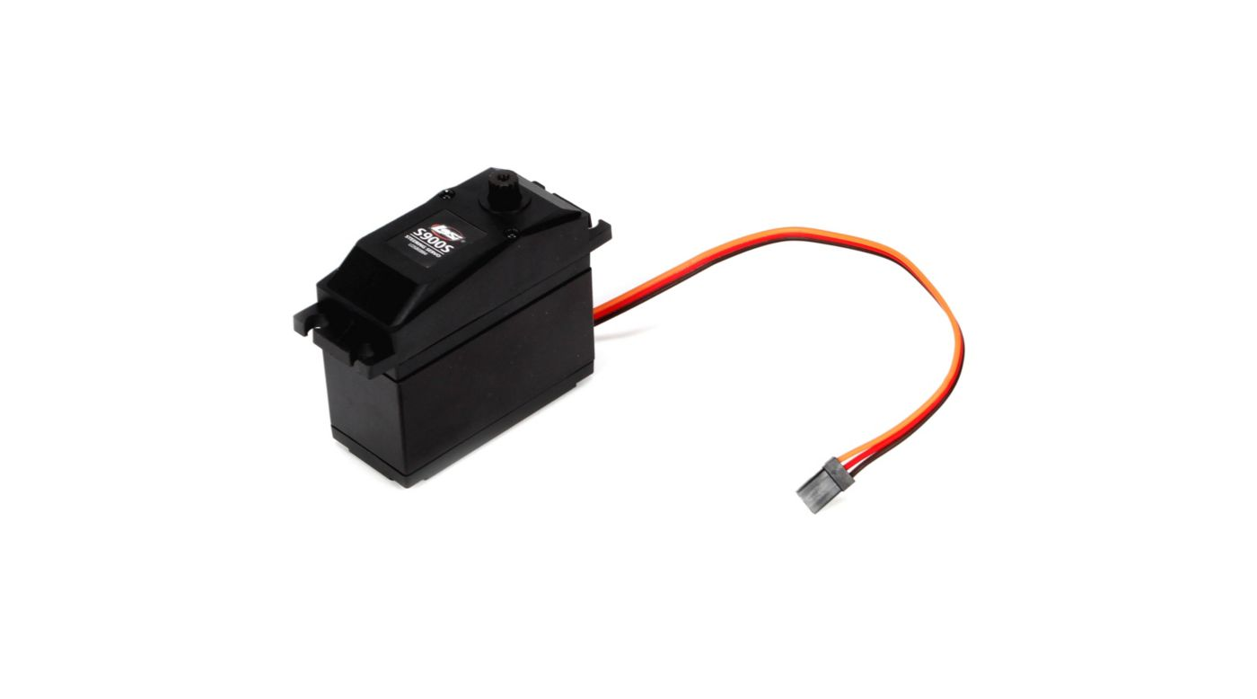 Image for S900S Steering Servo with Metal Gears, 1/5 from HorizonHobby