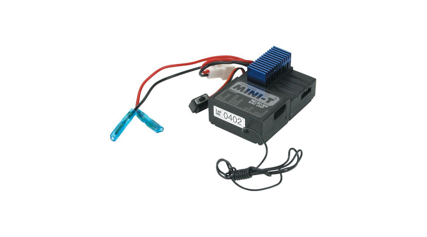 Image for Receiver/ESC Unit: Mini-T/V/C from HorizonHobby