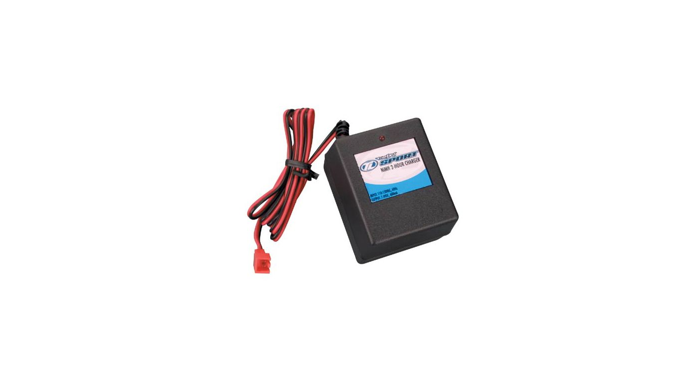 Image for 5-6 Cell 600mAh Wall Charger: Mini-T, MLST/2 from HorizonHobby