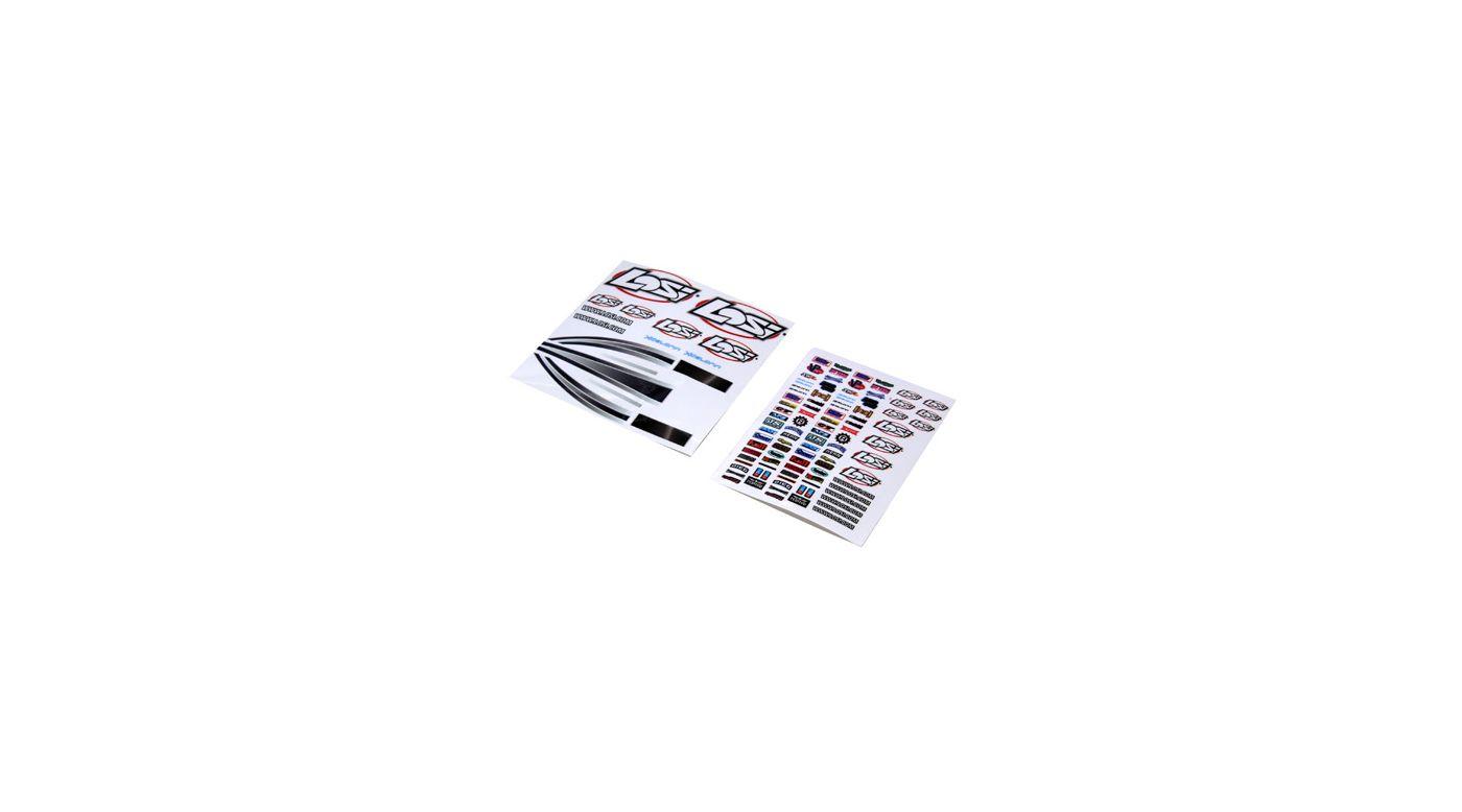 Image for Sticker Sheet: Mini Desert Buggy from HorizonHobby