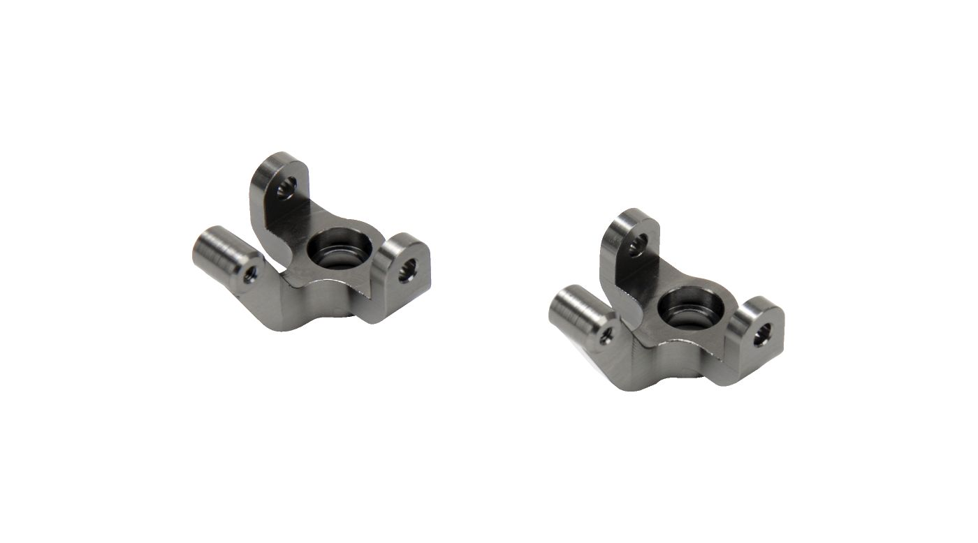 Image for Front Spindle Set, Aluminum: MRC from HorizonHobby