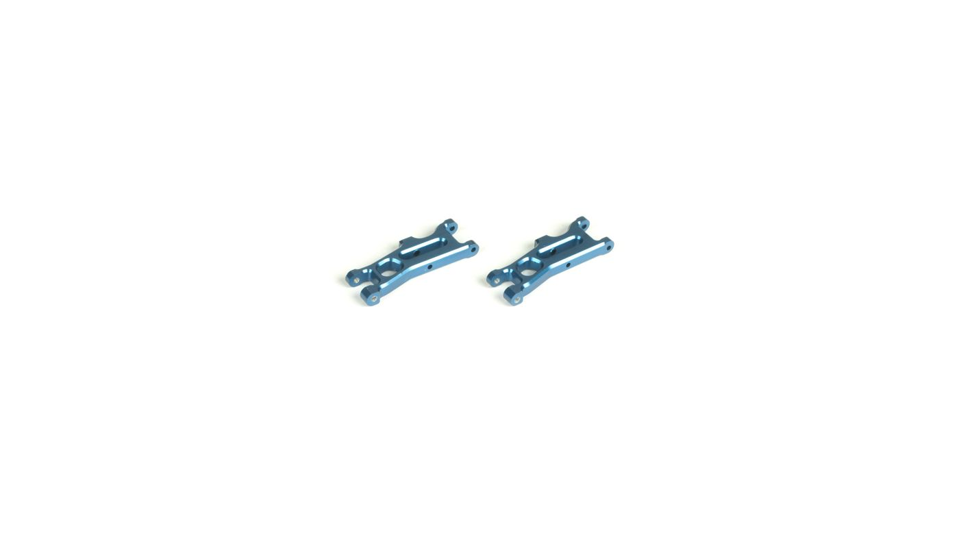Image for Front Suspension Arms, Aluminum: Micro-T/B/DT from HorizonHobby
