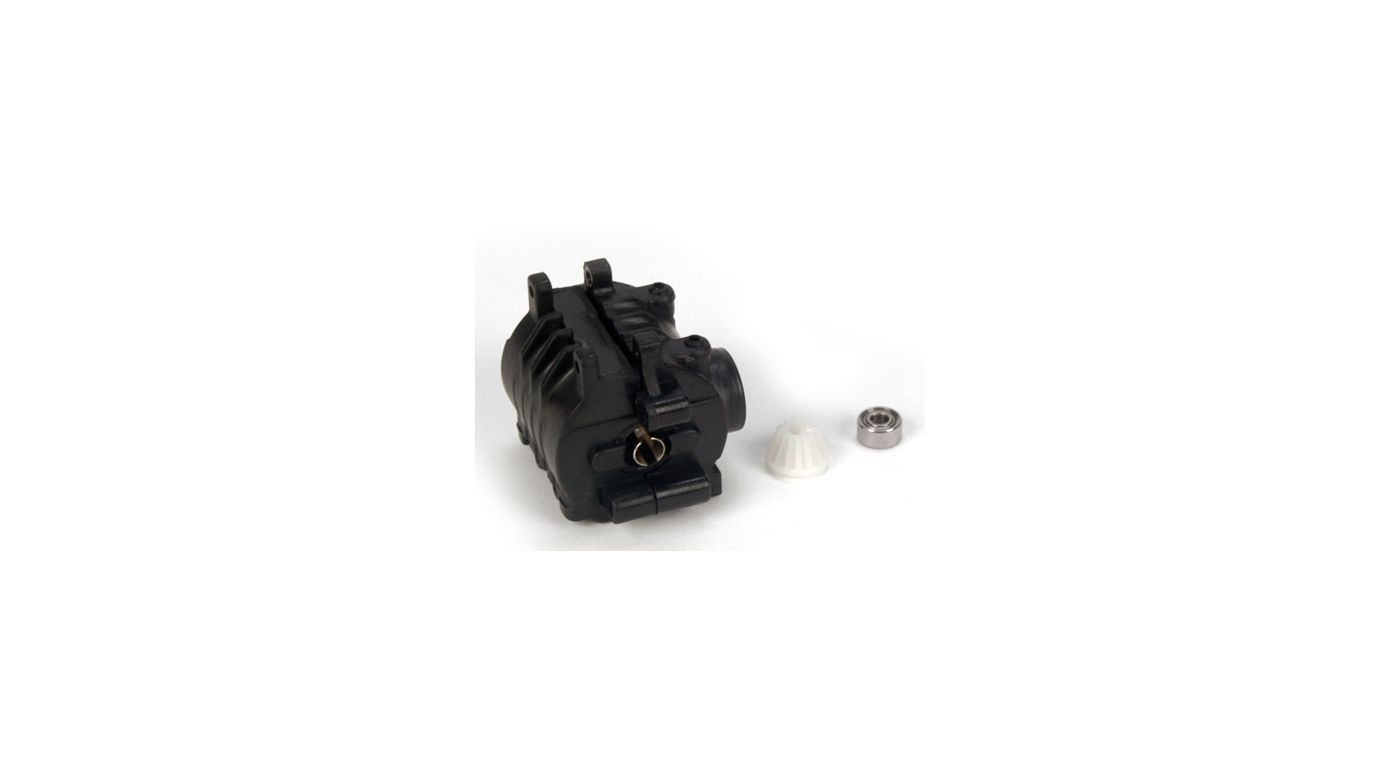 Image for Complete Rear Gear Box: Micro SCT, Rally from HorizonHobby