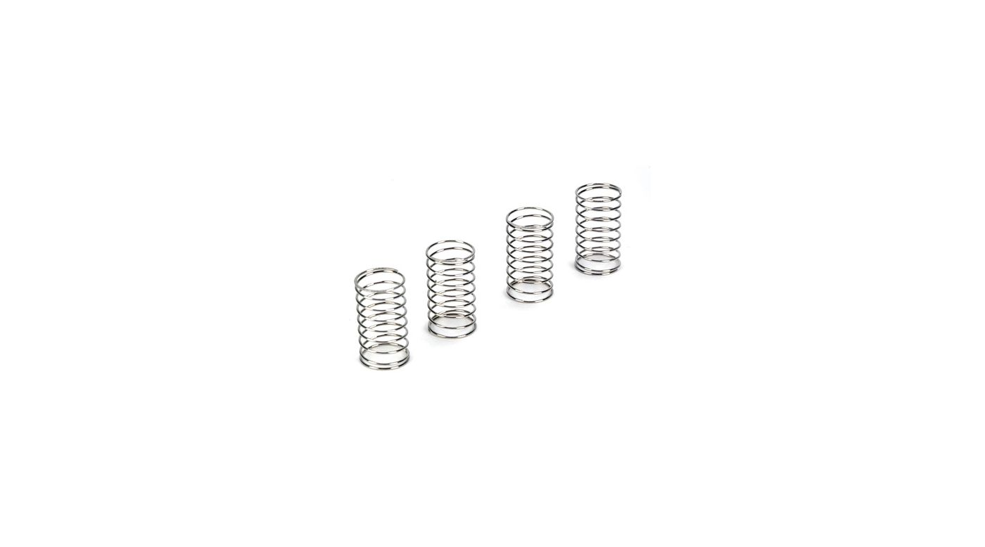 Image for Damper Spring Set, Hard (4):Micro SCT,Rally,Truggy from HorizonHobby