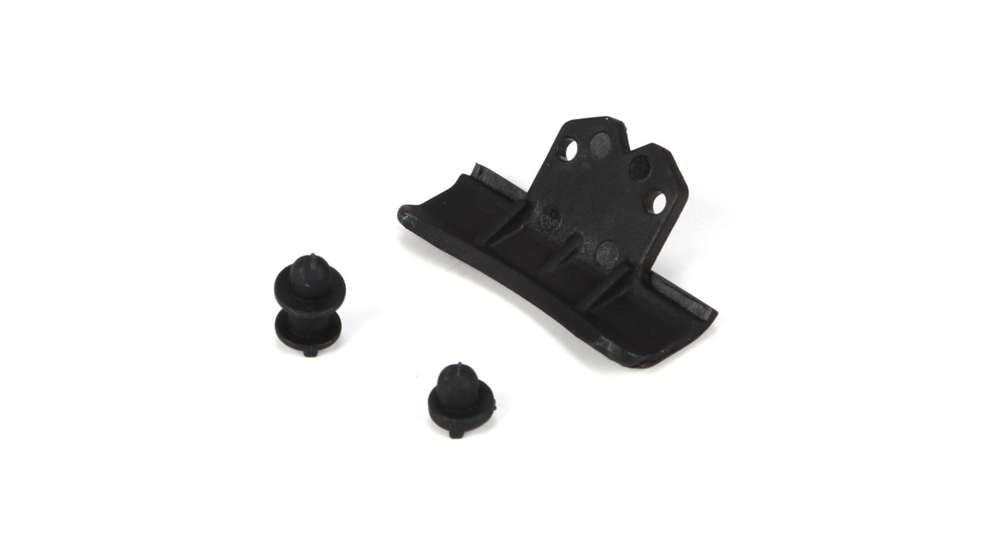 Image for Body Mount & Bumper Set: Mini 8IGHT from HorizonHobby