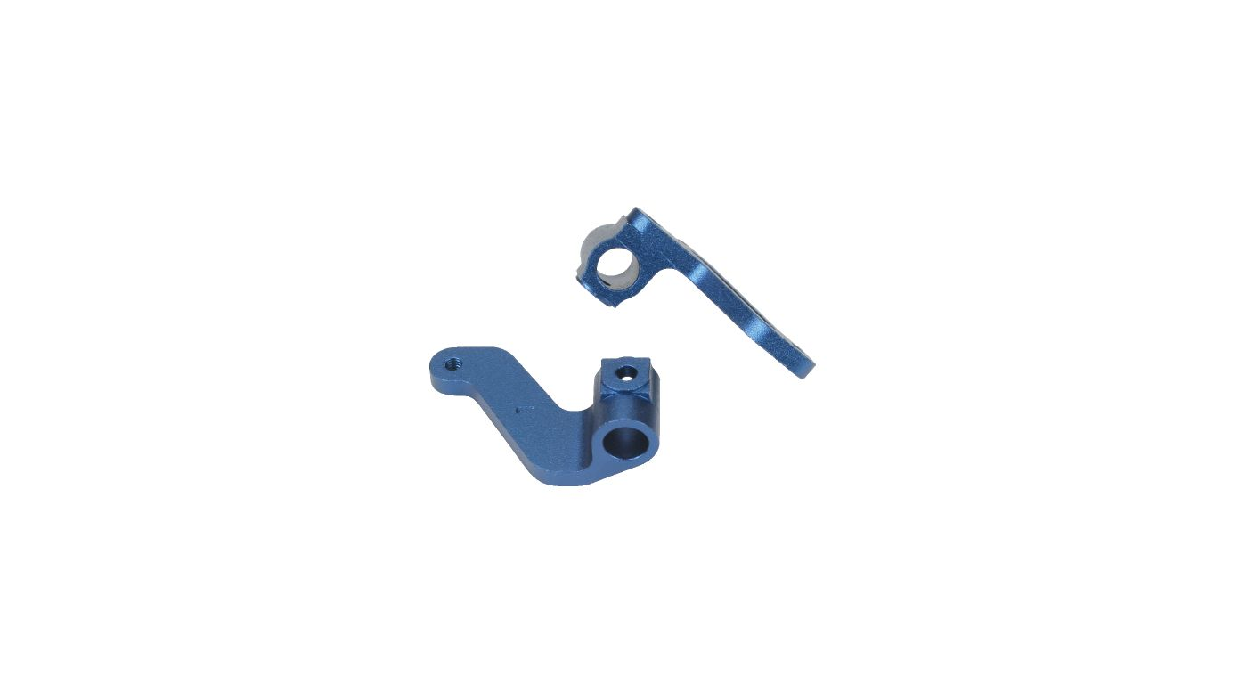 Image for Steering Block Set, Aluminum: Slider, HRL from HorizonHobby