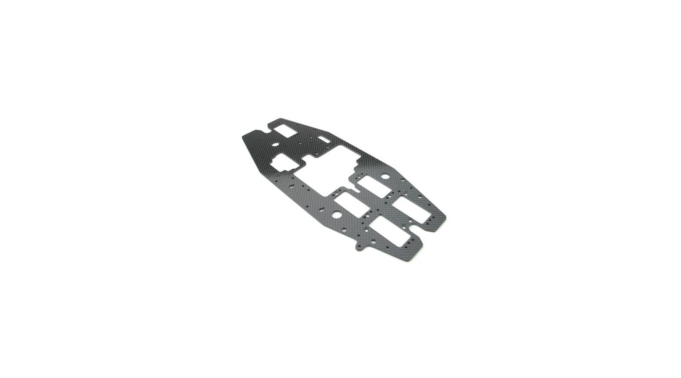 Image for HighPerformance Chassis Plate, Graph:LST/2,AFT,MGB from HorizonHobby