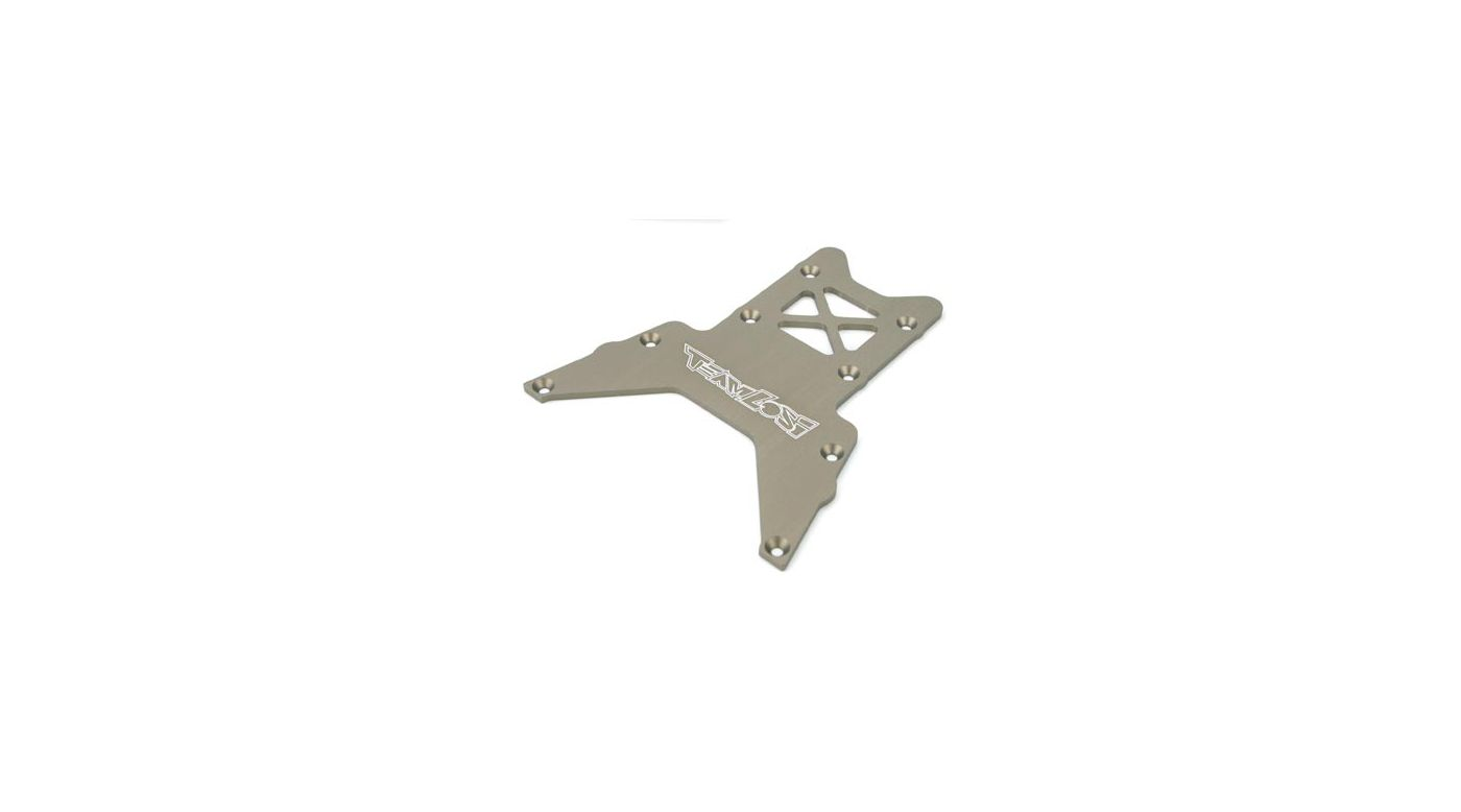 Image for Hi-Perf Front Bottom Plate,Hard-Anod:LST/2,AFT,MGB from HorizonHobby