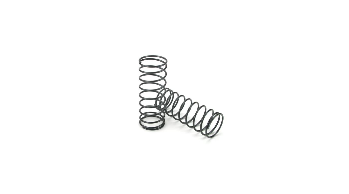 Image for Shock Spring, Black 6.0 (pair): LST/2, XXL/2 from HorizonHobby
