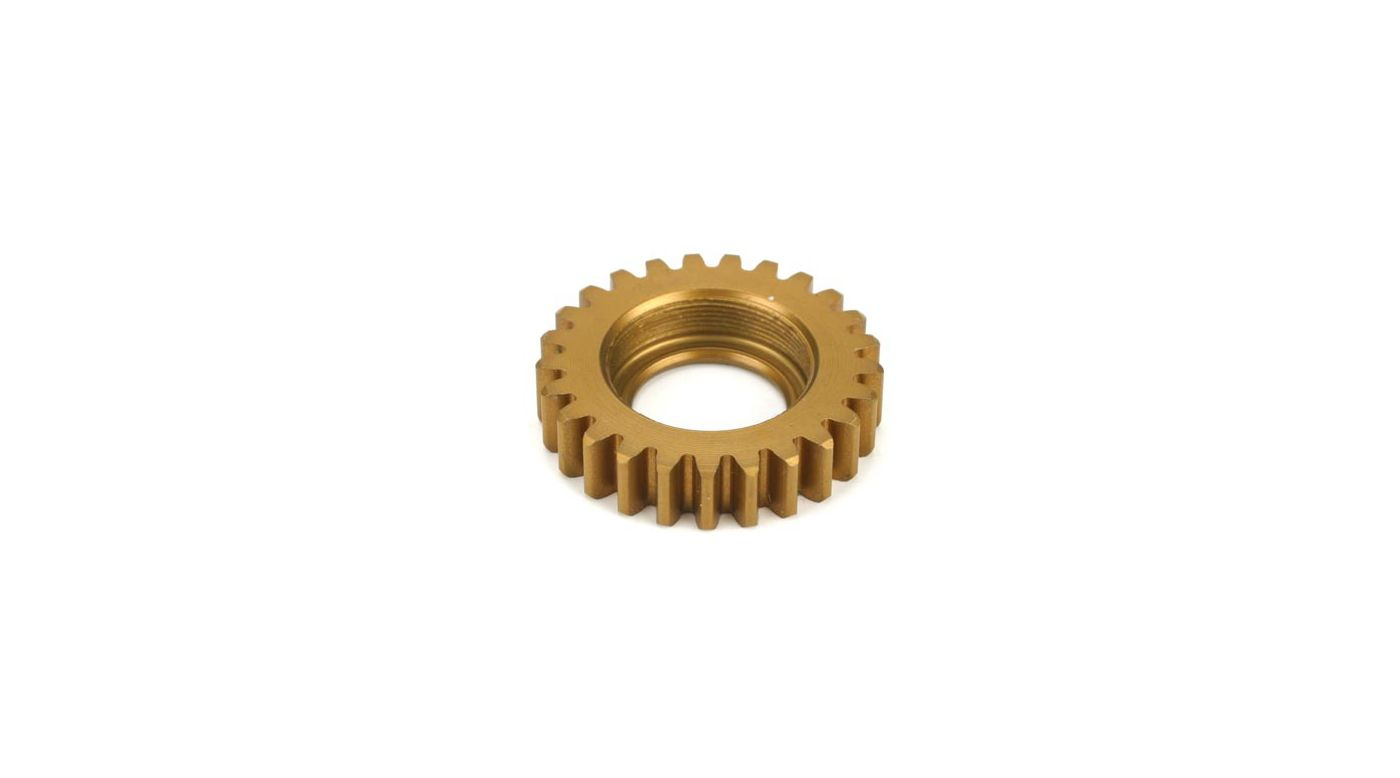 Image for 25T Pinion, High Gear, Steel, TiNi: LST, MGB from HorizonHobby