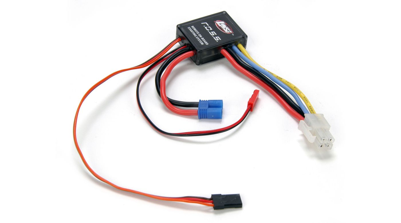 Image for ROSS Starter Control Unit from HorizonHobby