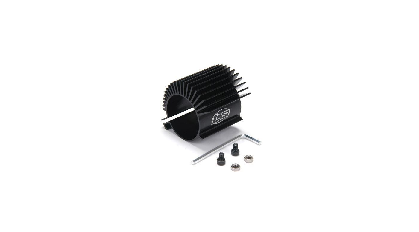 Image for 8IGHT-E Aluminum Motor Heat Sink from HorizonHobby